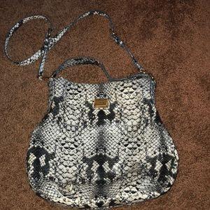 Marc By Marc Jacobs snake print handbag
